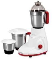 Surya Roshni Limited XQUISITE 650 W Mixer Grinder(White, 3 Jars)