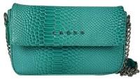 Cross Women Green PU Shoulder Bag