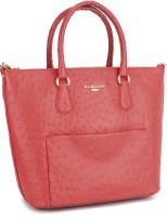 Da Milano Hand-held Bag(Red)