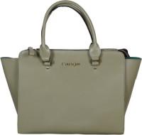 l'ange leather handbags Shoulder Bag(Green, 8 L)