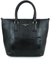 Da Milano Hand-held Bag(Black)