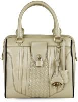 Da Milano Hand-held Bag(Gold)