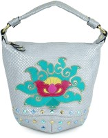Da Milano Shoulder Bag(Silver)