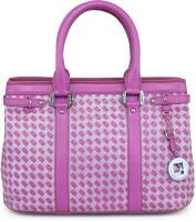 Da Milano Hand-held Bag(Purple)