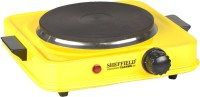 Sheffield Classic Sh-2001As Radiant Cooktop(Yellow, Push Button)