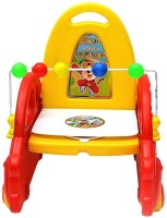 Taaza Garam kids high quailty new born Little's Baby Potty Cum Chair Potty Seat(Multicolor)