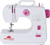 View BMS Lifestyle StitchMaster_16built Electric Sewing Machine( Built-in Stitches 16) Home Appliances Price Online(BMS Lifestyle)