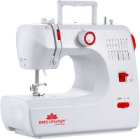 View BMS Lifestyle SewMagic_16Built Electric Sewing Machine( Built-in Stitches 16) Home Appliances Price Online(BMS Lifestyle)