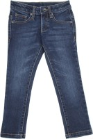 United Colors of Benetton. Skinny Boys Blue Jeans
