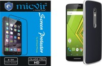 Micvir Tempered Glass Guard for MOTO X PLAY