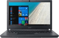 Acer Aspire Core i5 6th Gen - (8 GB/500 GB HDD/128 GB SSD/Windows 10 Pro) P238-M Business Laptop(13.3 inch, Black, 1.56 kg)