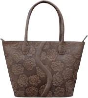 Tamanna Hand-held Bag(Khaki)
