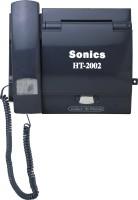 View Sonics HT-2002 GREY Corded Landline Phone(Grey) Home Appliances Price Online(Sonics)