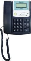 View Sonics HT-3803 N BLUE Corded Landline Phone(N BLUE) Home Appliances Price Online(Sonics)