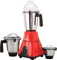 Spherehot MXT 11 600 W Mixer Grinder(White, Red, 3 Jars)