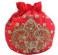 TARUSA Trendy Potli(Red)