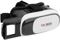 Original A6_VR BOX Headset For Movie & Game Virtual Reality Video Glasses(White)