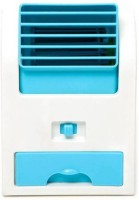 View Any Time Buy Mini Cooler atb23 USB Fan(Blue) Laptop Accessories Price Online(Any Time Buy)