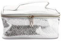 Utsavi UF-MPB-10081-Silver Waterproof Multipurpose Bag(Silver, 6 inch)