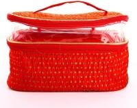 Utsavi UF-MPB-10057-Red Waterproof Multipurpose Bag(Red, 6 inch)