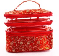 Utsavi UF-MPB-10066-Red Waterproof Multipurpose Bag(Red, 6 inch)