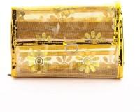 Utsavi UF-MPB-10104-Gold Waterproof Multipurpose Bag(Gold, 6 inch)
