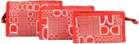 Utsavi UF-MPB-10238-Red Waterproof Multipurpose Bag(Red, 25 inch)
