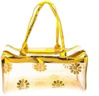 Utsavi UF-MPB-10100-Gold Waterproof Multipurpose Bag(Gold, 7 inch)