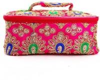 Utsavi UF-MPB-10085-Pink Waterproof Multipurpose Bag(Pink, 6 inch)