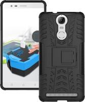 Flipkart SmartBuy Back Cover for Lenovo Vibe K5 Note(Space Black, Shock Proof, Rubber, Plastic)