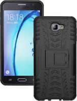 Flipkart SmartBuy Back Cover for Samsung Galaxy J7 Prime(Space Black, Shock Proof, Rubber, Plastic)