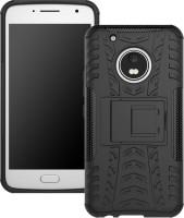 Flipkart SmartBuy Back Cover for Motorola Moto G5 Plus(Space Black, Shock Proof, Rubber, Plastic)
