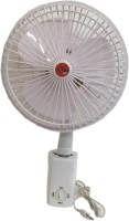 View Turbo 4000 Flexi 9 inch High Speed 3 Blade Wall Fan(White) Home Appliances Price Online(Turbo 4000)