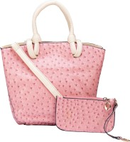 ILU Sling Bag(Pink, Multicolor)