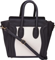 ILU Shoulder Bag(Black, White)