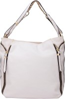 ILU Shoulder Bag(White, Black)