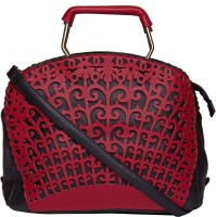 ILU Satchel(Red, Black)
