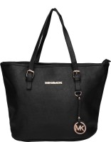 ILU Tote(Black, Grey)