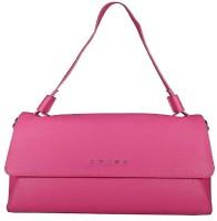 Cross Women Pink PU Shoulder Bag