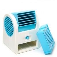 View Attitude Mini Cooler Mini stylish Cooler ZR-127 USB Fan(Blue) Laptop Accessories Price Online(Attitude)