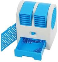 View Attitude Mini Cooler Mini stylish Cooler ZR-124 USB Fan(Blue) Laptop Accessories Price Online(Attitude)