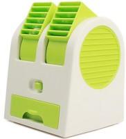 View Attitude Mini Cooler Mini stylish Cooler ZR-130 USB Fan(Green) Laptop Accessories Price Online(Attitude)