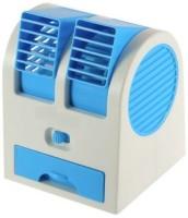 View Attitude Mini Cooler Mini stylish Cooler ZR-110 USB Fan(Blue) Laptop Accessories Price Online(Attitude)