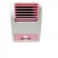 View Attitude Mini Cooler Mini stylish Cooler ZR-141 USB Fan(Pink) Laptop Accessories Price Online(Attitude)