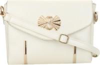 Style Villaz Messenger Bag(White)