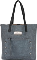 Gio Collection Tote(Grey)