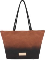 Gio Collection Tote(Brown)