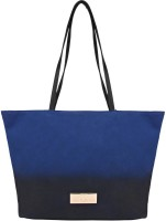 Gio Collection Tote(Blue)