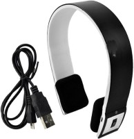 Wonder World �� BH23 3.0 EDR 2ch Stereo Audio with Microphone Headset with Mic(Black, White, Over the Ear)