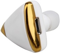 Wonder World �� 4.0 Earbud N7 Mini Stereo Earpieces Headset with Mic(White, Gold, In the Ear)